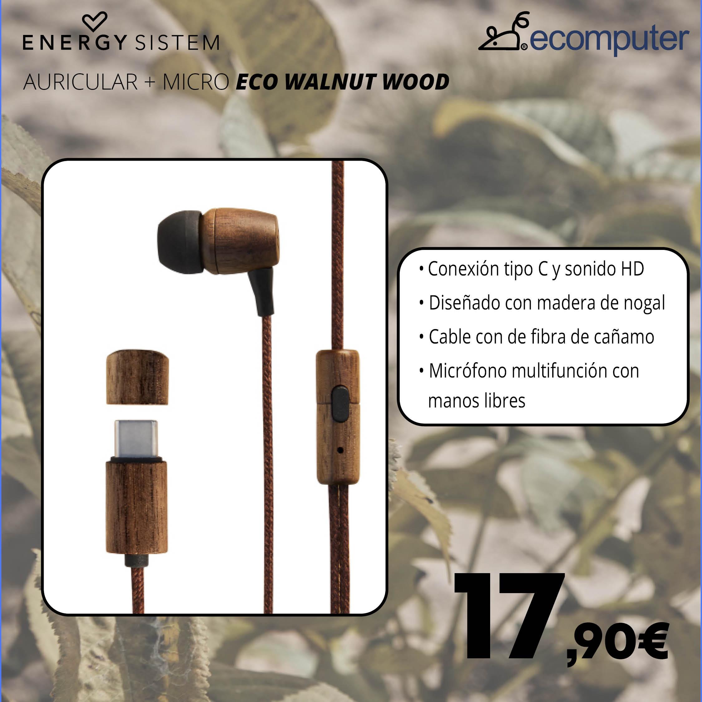 auricular eco audio